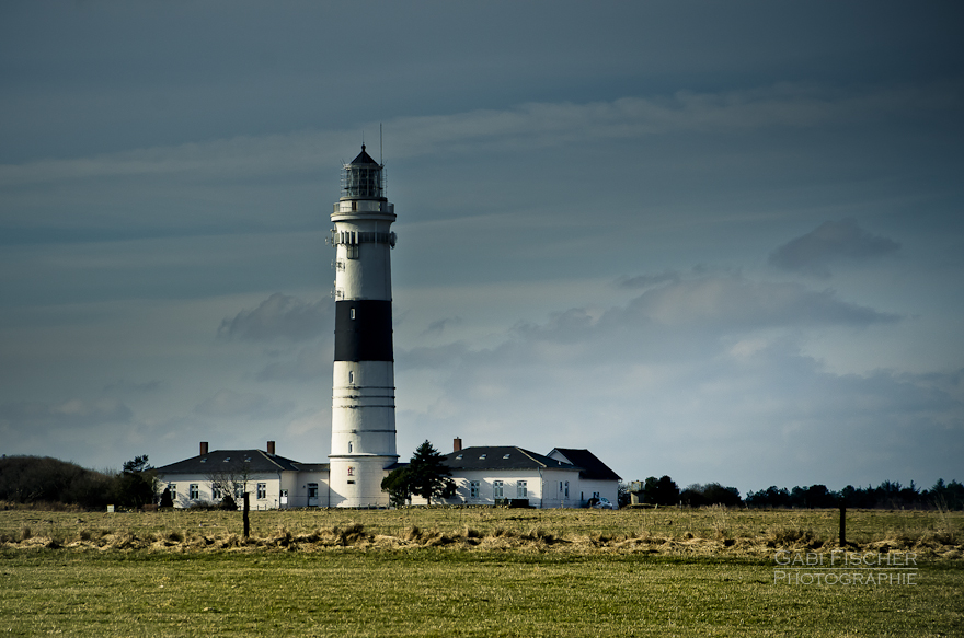 Lighthouse Sylt - Landschaftsfotografie